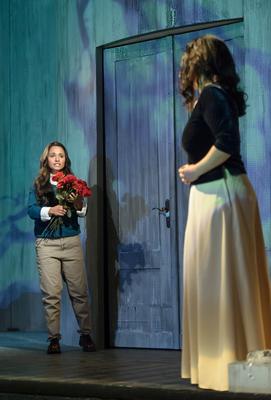 Zdenka <Arabella> (Theater Freiberg, 2017) Foto: Jörg Metzner