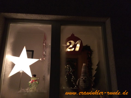 21. Dezember- Fam. Schlegel