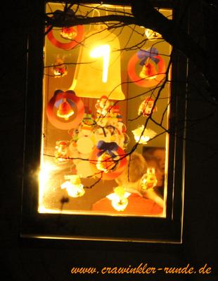 1. Dezember- Pfarrhaus