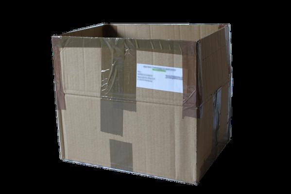 Para tu caja de luz necesitas una caja de cartón