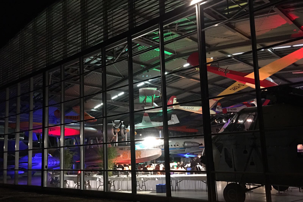 Event Flugwerft Oberschleissheim