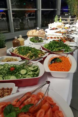 Vorspeisenbuffet, Partyservice & Catering