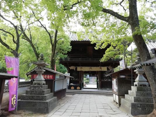 松山市・石手寺写真画像