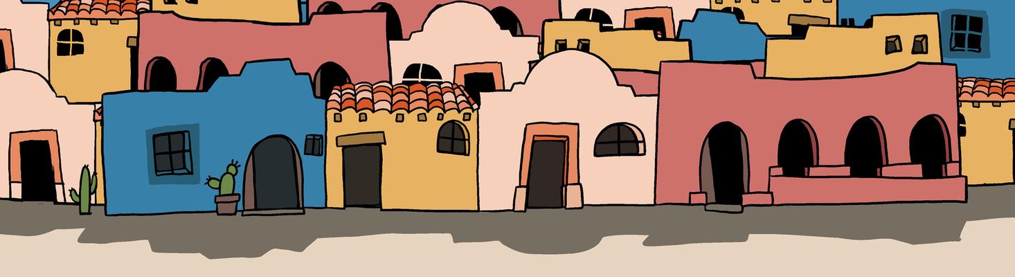 Studio Snugger - In mexico kun je belasting betalen met kunst Animatie Christa Moesker Animeer Groningen
