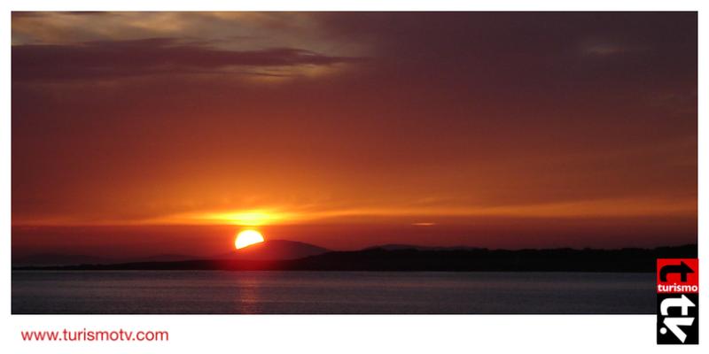 Puesta de Sol en Punta del Este