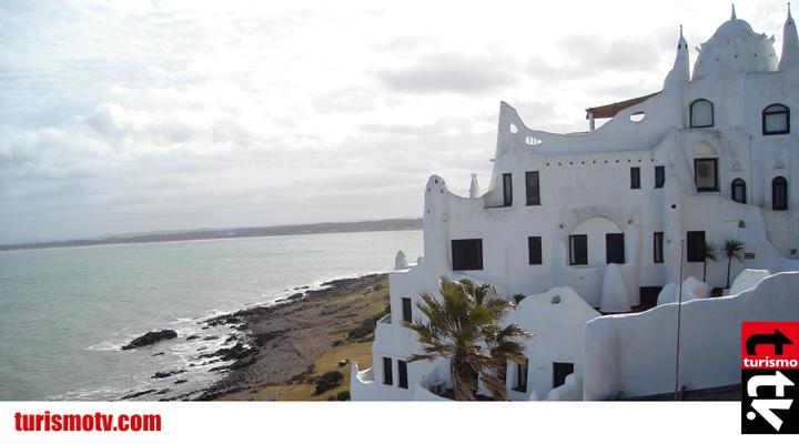 Casa Pueblo , Punta Ballena