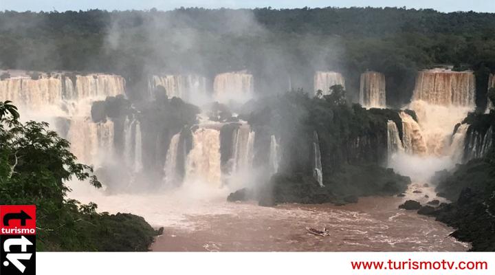 Cataratas del Iguazú, Misiones