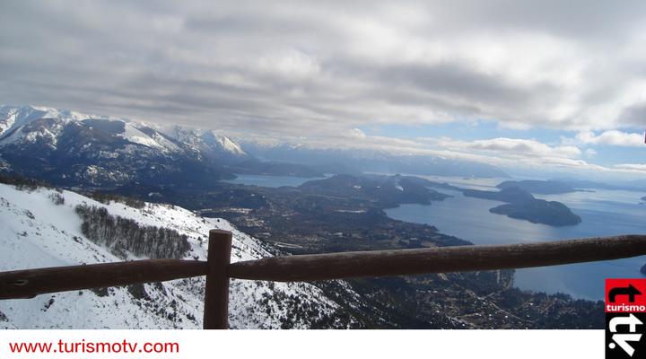 Bariloche Vista lago