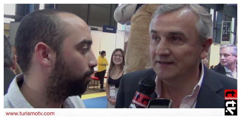 Gerardo Morales en Feria Internacional de Turismo FIT 2016