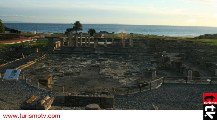 La costa de baelo claudia permitió el intercambio entre Africa y Europa