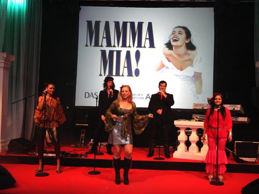 Die ABBA Show - Mamma Mia