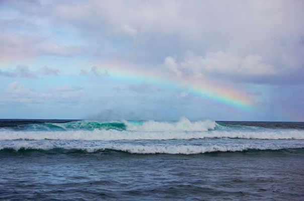 Der Rainbow State Hawaii
