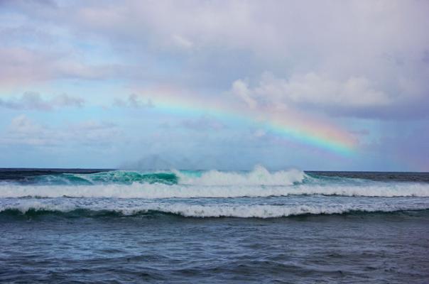 Der Rainbow State Hawaii
