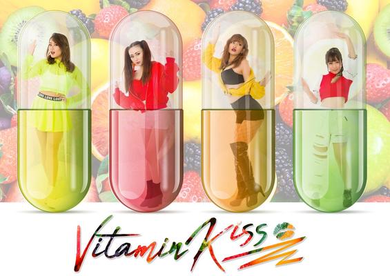 13:40 - 13:50 Vitamin Kiss (溝ノ口劇場 推薦)