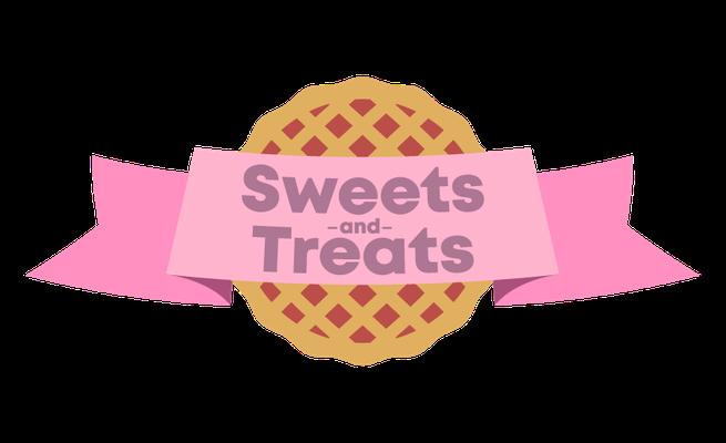 logo ontwerp, sweets and treats, bakkerij, pastel, design, Nijmegen