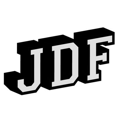 JDF, logo, design, ontwerp, grafisch, Nijmegen