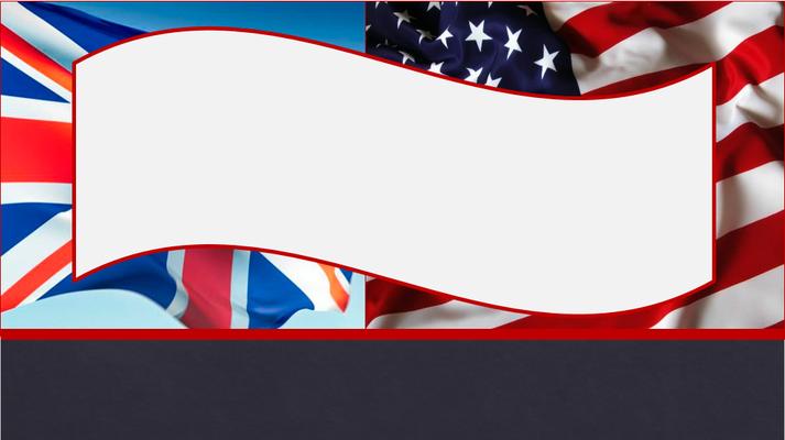 Сравнение Великобритании и США