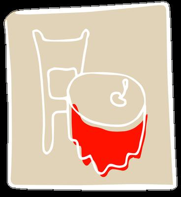 """Restaurant """"Drogerie"""", Logo - Signet Restaurant"""
