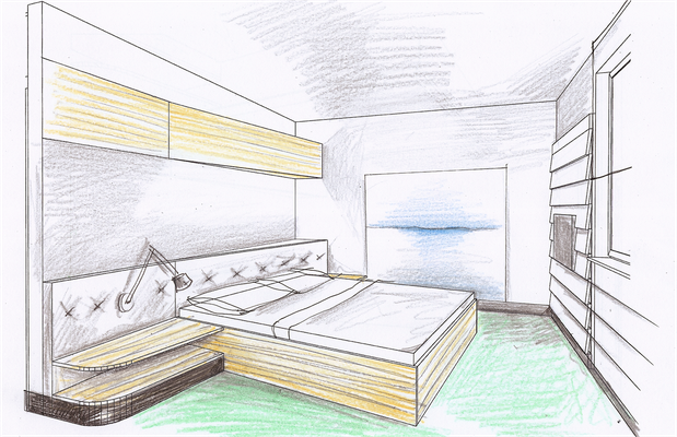 Hotel Haferland in Wieck - Zimmer