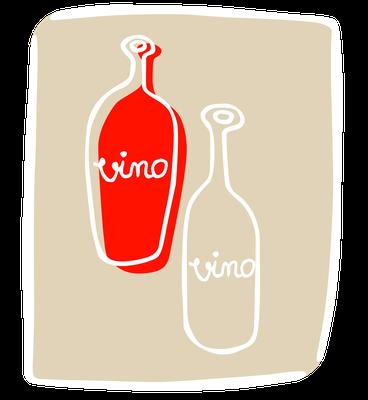 """Restaurant """"Drogerie"""", Logo - Signet Weinkeller"""