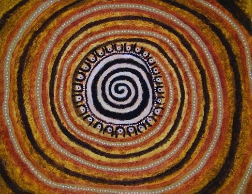Deel 2 van drieluik - Spiraal naar de kern