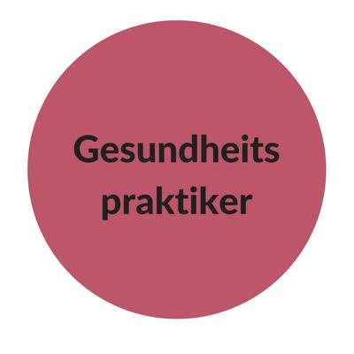 Gesundheitspraktiker, ganzheitliche Gesundheit, #lieberfrei