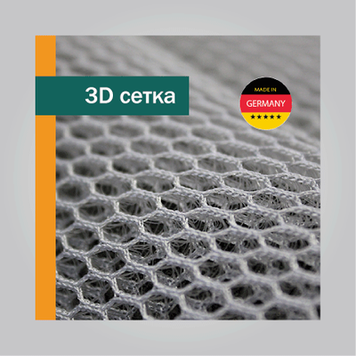 3D сетка (3D Spacer, 3D Mesh)