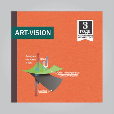 Коллекция экокожи ART-VISION