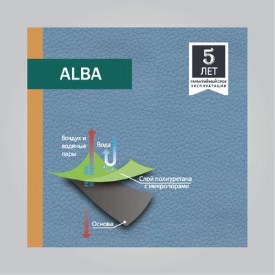 Коллекция экокожи ALBA