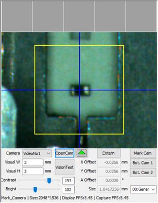 0201 Resistor zoomed