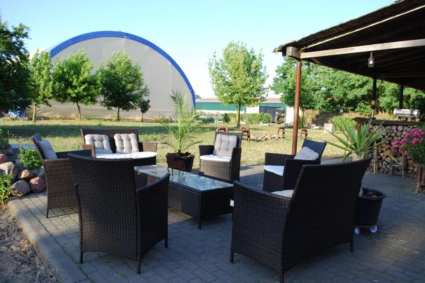 Lounge Sommerbar