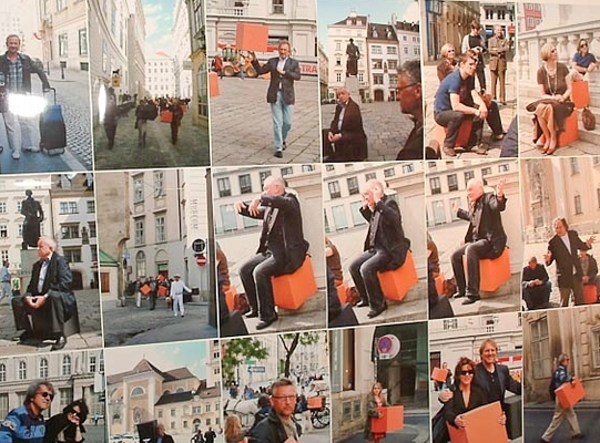 Bücherturm - Josef Trattner 19. Juni 2011