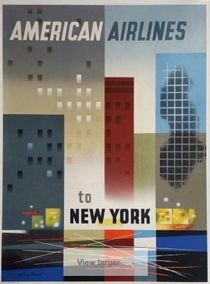 American Airlines - New York - Weimer Pursell