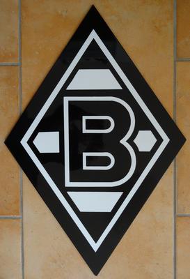 Borussia Mönchengladbach Lackierung