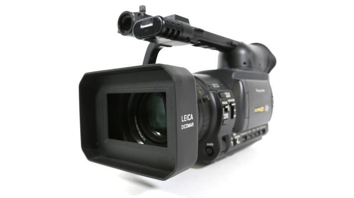 Kameraverleih Panasonic HVX