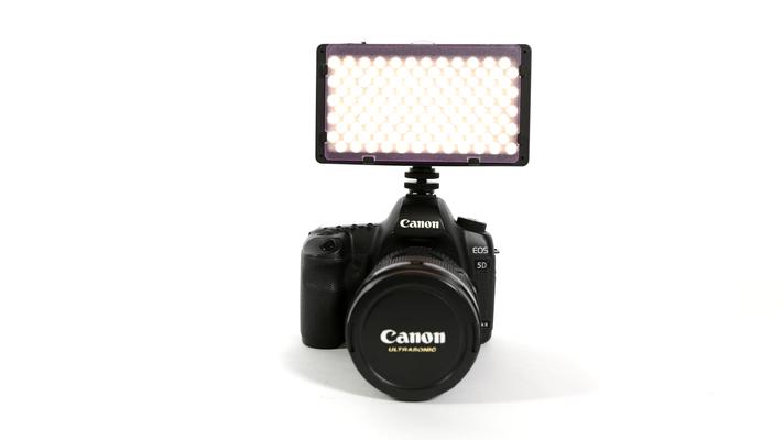 Kameraverleih Kopflicht