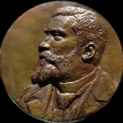 Sculpture-Buste-Statue-Bas-relief-Bronze-Sulpteur-Langloys-Jean-Jaurès