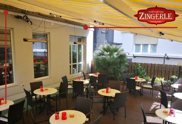 Pasticceria Zingerle Bolzano - bar pasticceria - Viale Druso 49 - Bolzano