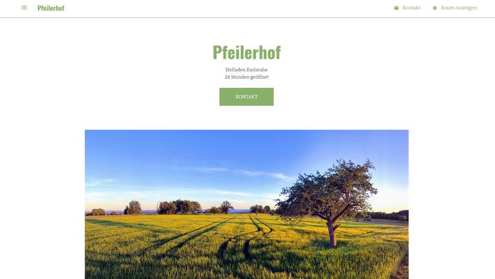 Pfeilerhof