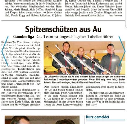 Illertisser Zeitung, 28.03.2019