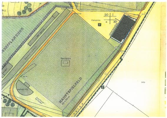 Planungen aus dem Jahr 1974 (1)