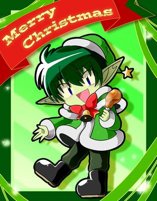 ディレクターくん メリークリスマス!