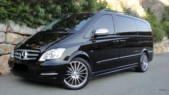 vehicule de luxe, haut de gamme