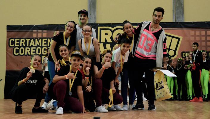 RDH Canarias 2016 - Glitters 1er Premio