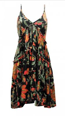 Dress Duo, erhältlich in black und türkis, one size, 100% Cotton,   99€