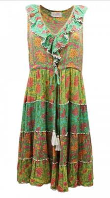 "Dress ""Byron"", erhältlich in yellow/green, one size, 100% Modal,  134€"