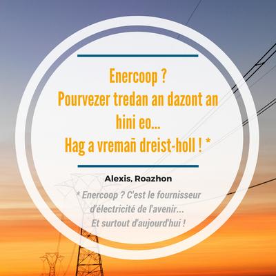 Enercoop Breizh, bruderezh divyezhek.
