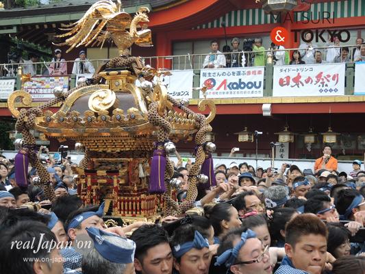 〈神田祭 2016.5.10〉内神田旭町町会 ©real Japan'on -knd16-014