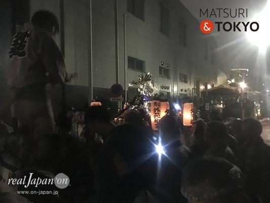 〈青山熊野神社例大祭〉宵宮渡御 @2016.09.24 GCY16_006