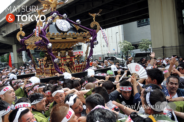 〈下谷神社大祭〉本社神輿渡御 2016.05.08 ©real Japan 'on! (sty16-004)